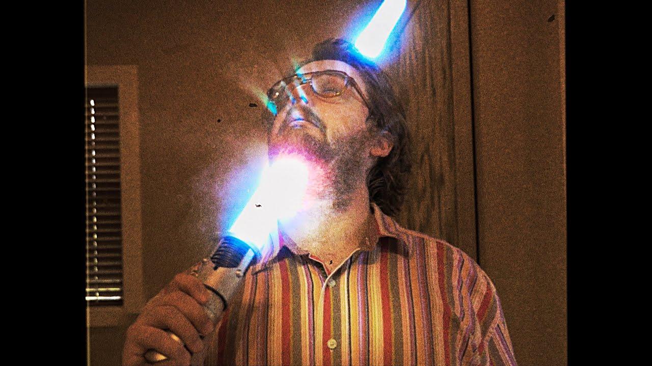 Se světelným mečem opatrně!