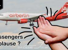 Slyší piloti potlesk pasažérů po přistání?