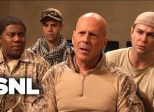 SNL: Bruce Willis má pro strach uděláno