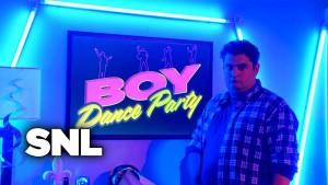 SNL: Chlapská taneční párty!