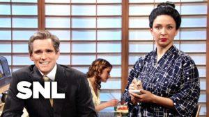 SNL: Jak si objednat suši jako šéf