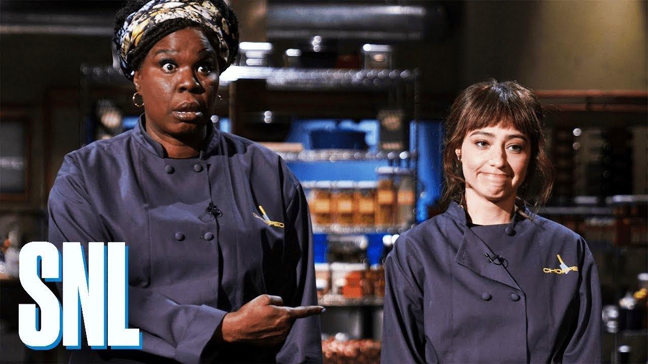SNL: Kuchařská soutěž