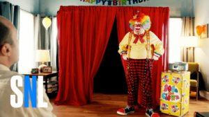 SNL: Narozeninový klaun