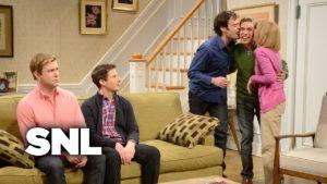 SNL: Pusinkovací rodinka