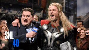 SNL: Reportáž o vítězství Avengerů