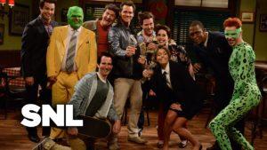 SNL: Rodinná sešlost Jima Carreyho