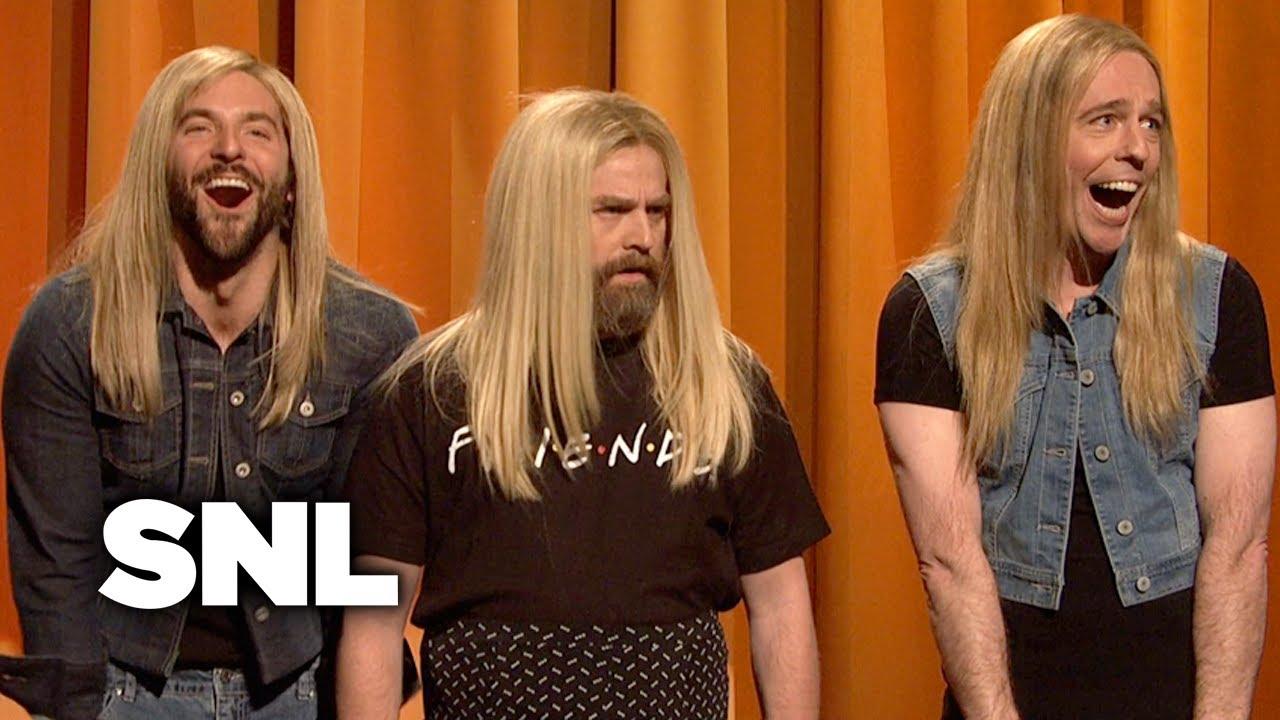 SNL: Soutěž o nejlepší vzhled Jennifer Aniston