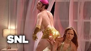 SNL: Tanečník Mango a Jennifer Lopez