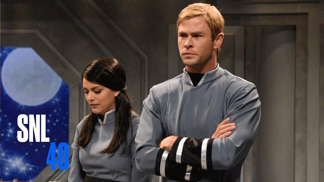 SNL: Vesmírná loď