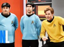 SNL: Ztracená epizoda ze Star Treku