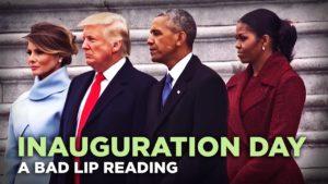 Špatně odezíraná inaugurace Donalda Trumpa