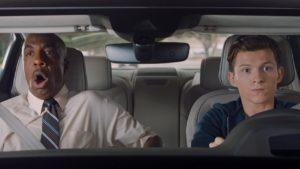 Spider-Man a jízda v autoškole