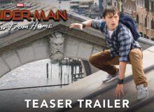 Spider-Man: Daleko od domova – trailer