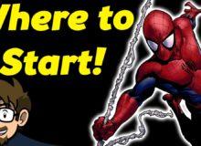 Spider-Man – kde začít číst