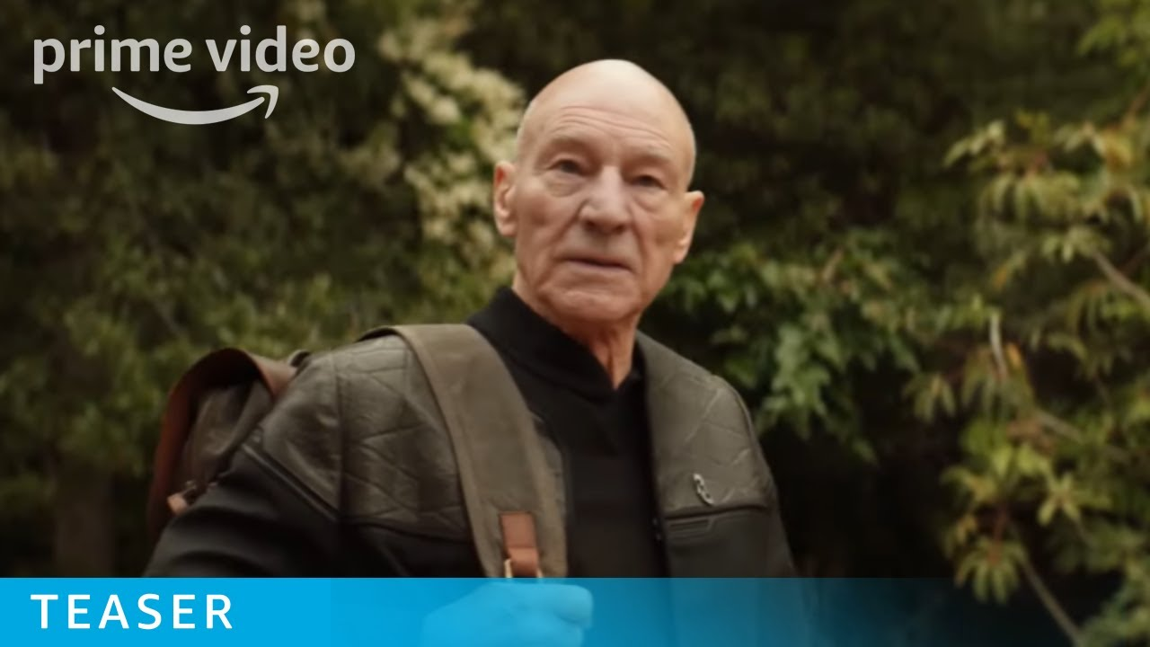 Star Trek: Picard – trailer