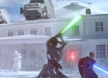 Star Wars bitva na Vánoce