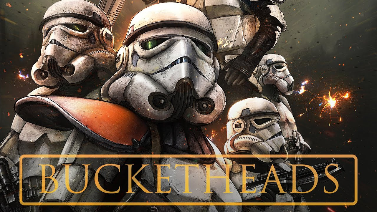 Star Wars: Bucketheads – krátký film