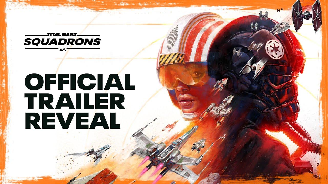 Star Wars: Squadrons – první trailer