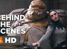 Star Wars VII – záběry z natáčení