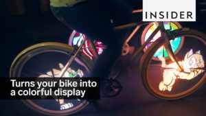 Světla, která promění vaše kolo