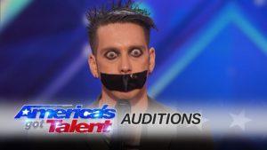 Tajemný muž v soutěži Amerika má talent
