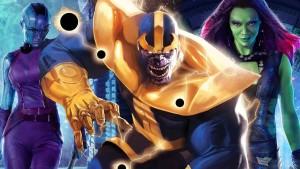 Thanos a Rukavice nekonečna: Dějiny komiksu