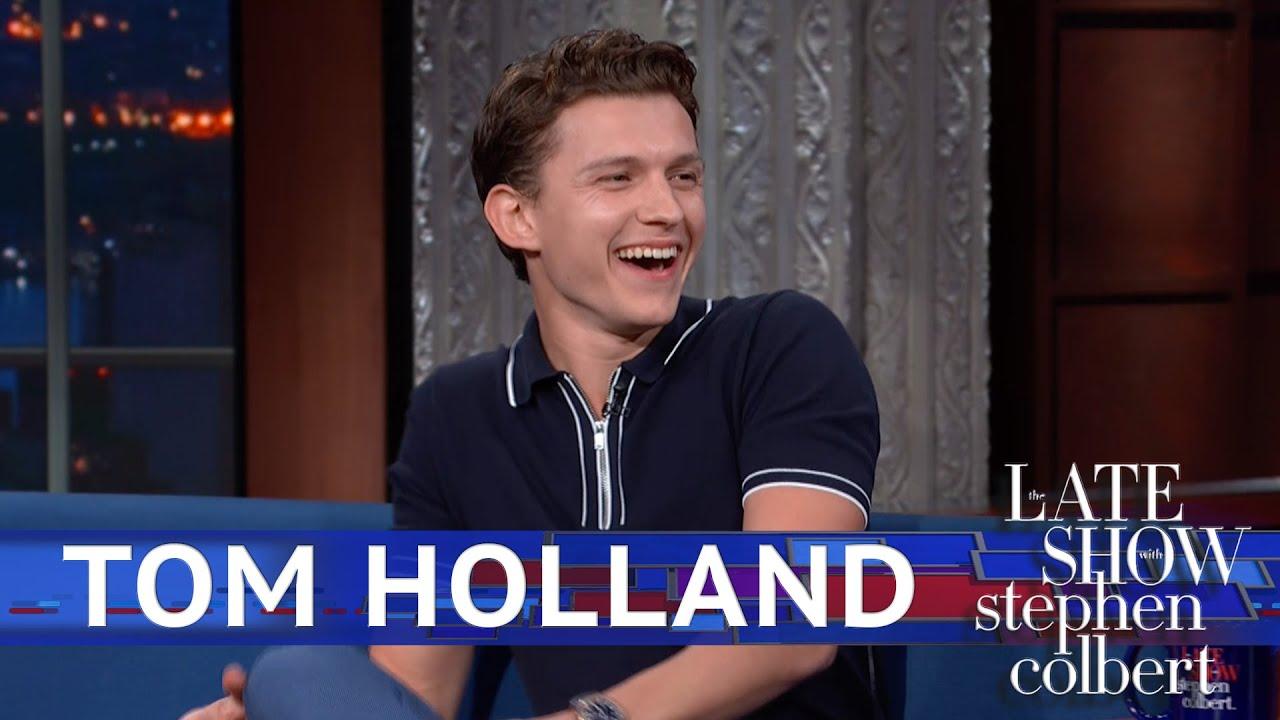 Tom Holland a jeho cvičení s Jakem Gyllenhaalem