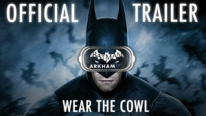 Trailer na hru Batman: Arkham VR