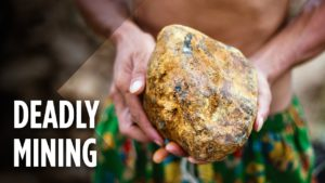 Tvrdá cena za těžbu nefritu