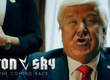 Uniklé video: Trump zjistil, jak je to s Iron Sky 2