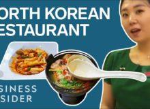 Uvnitř kontroverzní severokorejské restaurace