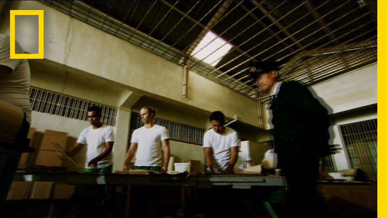 V japonském vězení…