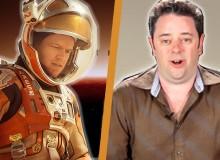 Vědec z NASA rozebírá film Marťan