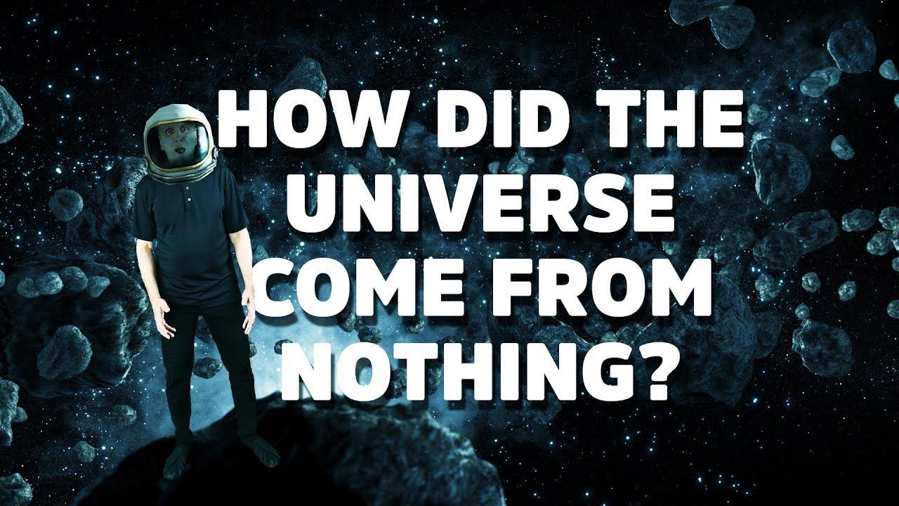 Vesmír: vznik něčeho z ničeho