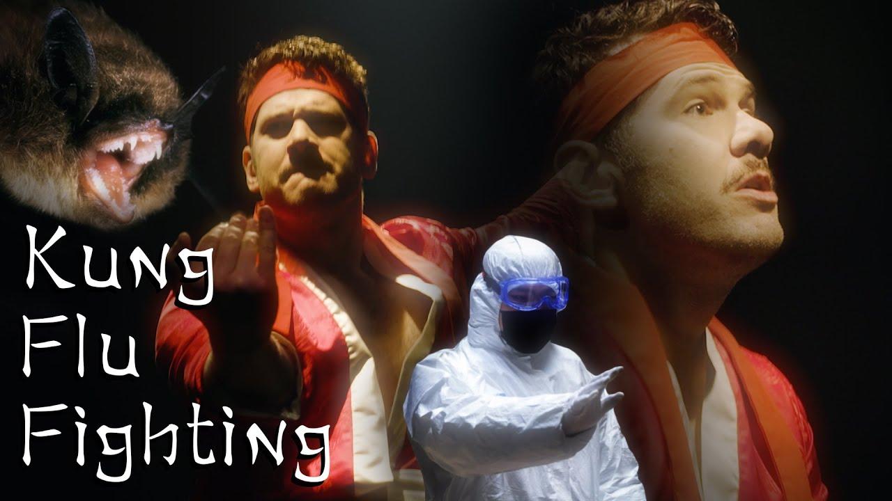Všichni se mydlí s kung-fu chřipkou