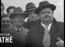 Vzácný rozhovor s Laurelem a Hardym