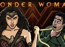 Wonder Woman – parodický trailer