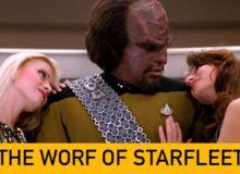 Worf ze Space Street