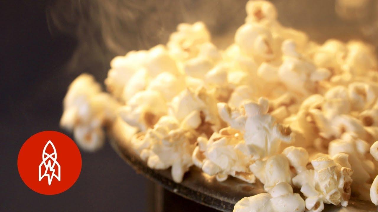 Zakázaný popcorn v kině