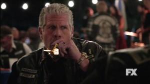 Zákon gangu bez cigaret
