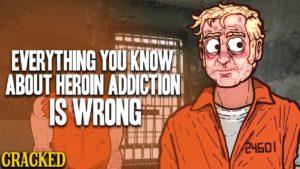Závislost na heroinu je jiná, než si myslíte