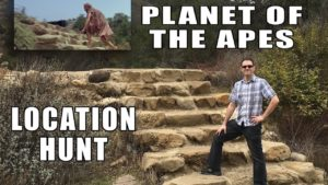 Zde se natáčela Planeta opic