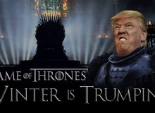 Zima a Trump přichází